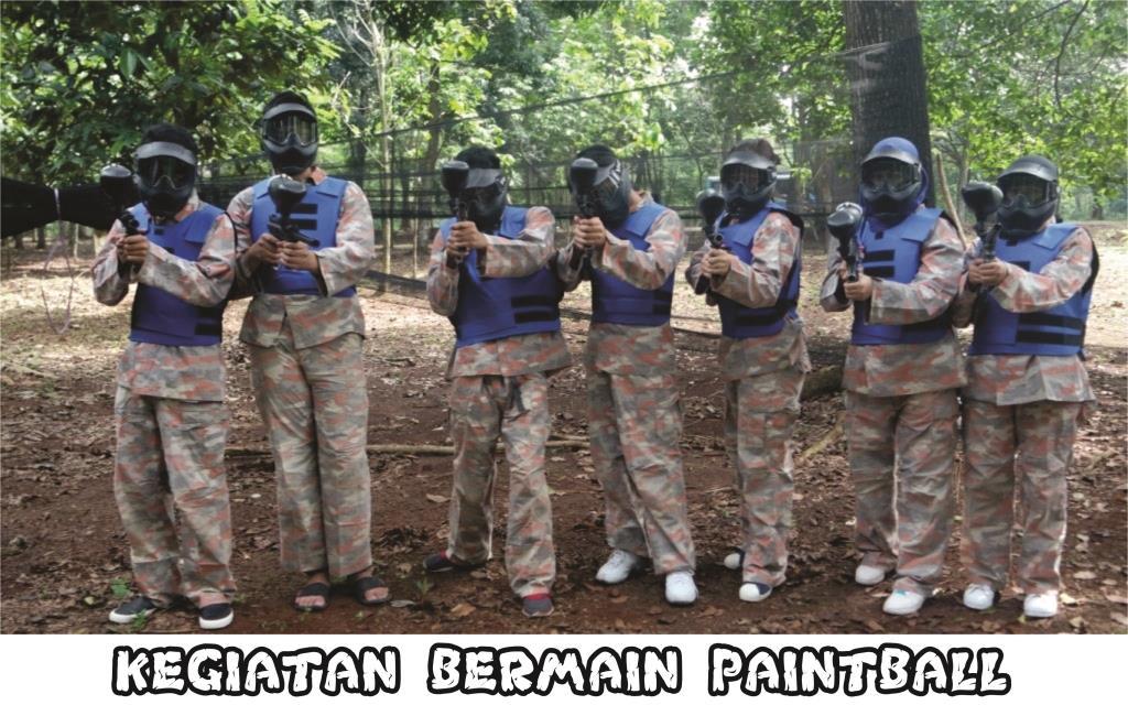 Permainan Paint Ball