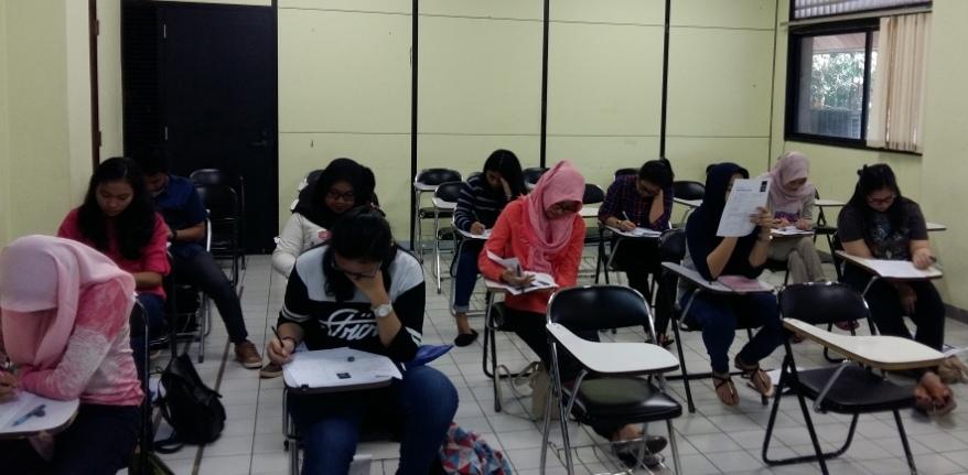Foto Kegiatan Belajar siswa Golden Class
