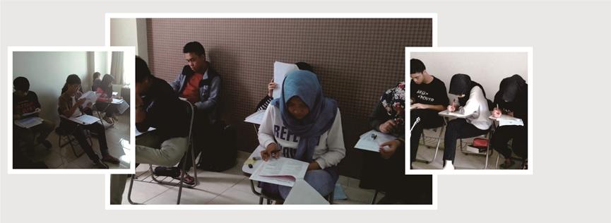 Aktivitas kegiatan belajar siswa Success Camp UI